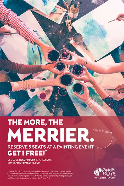 paint nite coupon code los angeles pinot s palette coupons near me in rock 8coupons