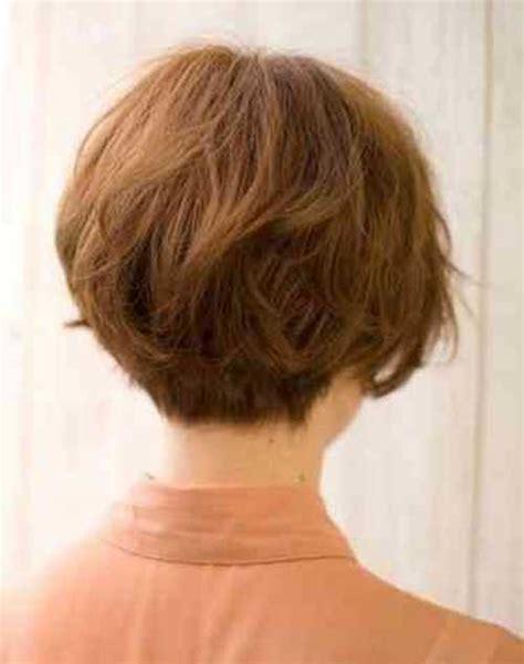 hair with shag back view short blonde shaggy bob haircut back view fashion qe