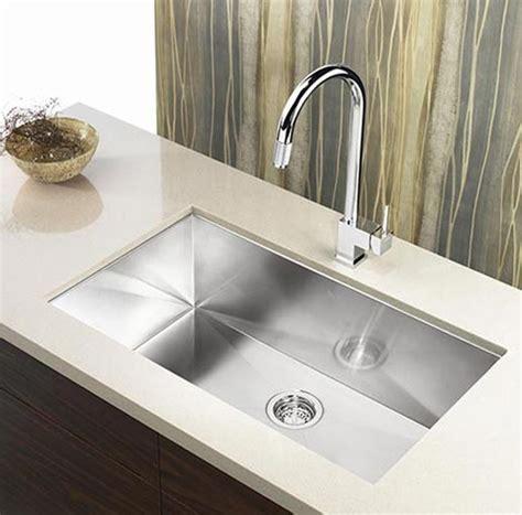 metal kitchen sinks 36 inch stainless steel undermount single bowl kitchen