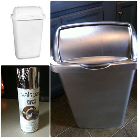 spray paint on trash can 25 best ideas about trash bins on rustic