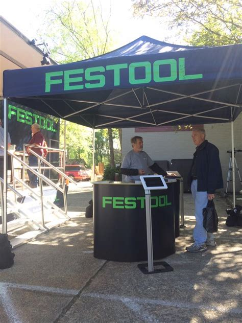 virginia highlands woodworking festool roadshow visits highland woodworking