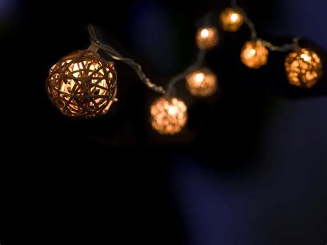 bamboo string lights bamboo hanging light strings fall to 2013