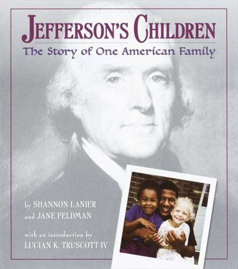 a picture book of jefferson jefferson s children the story of one american family by