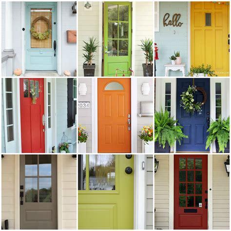 colors to paint front door 27 best front door paint color ideas home stories a to z