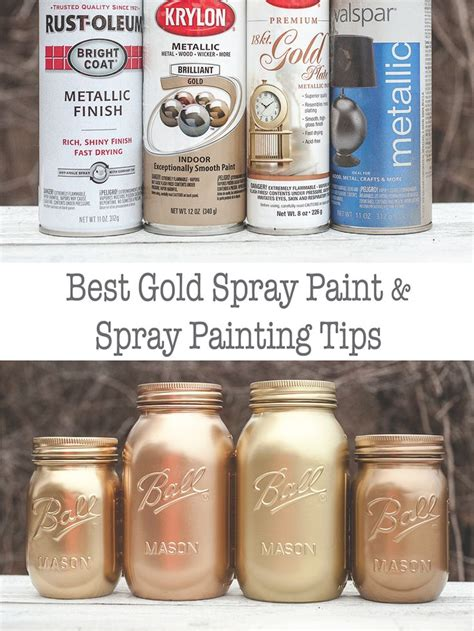 spray paint guide best 25 gold spray paint ideas on gold