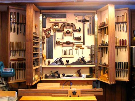 woodworking tool cabinet tool cabinet finewoodworking