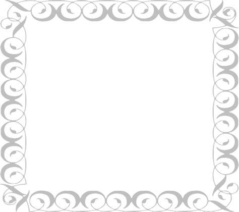 frame decorations free vector graphic frame floral design decoration