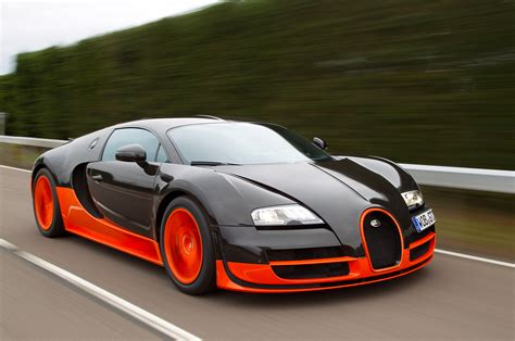 Bugati Veyron by Sports Showroom Bugatti Veyron Supersport