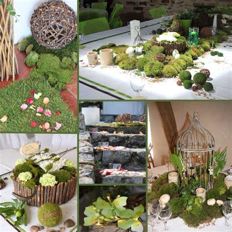 decoration de mariage theme nature id 233 es et d inspiration sur le mariage
