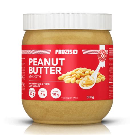 Peanut Butter 500 g   Weight Loss   Prozis Foods