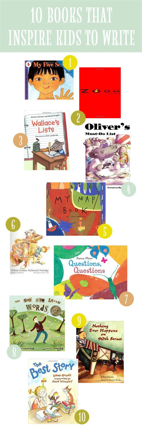 writing picture books for children 10 books that inspire to write writing paper