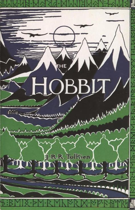 hobbit picture book top 100 children s novels 14 the hobbit by j r r