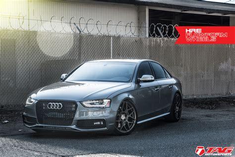 Audi S4 Tires by Audi S4 Custom Wheels Hre Flowform Ff01 19x Et Tire