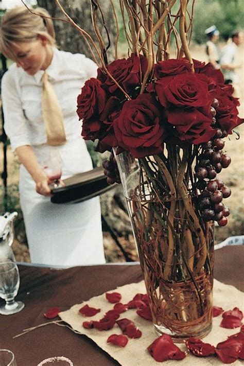 colour in decorations wedding colors top 7 marsala decorations