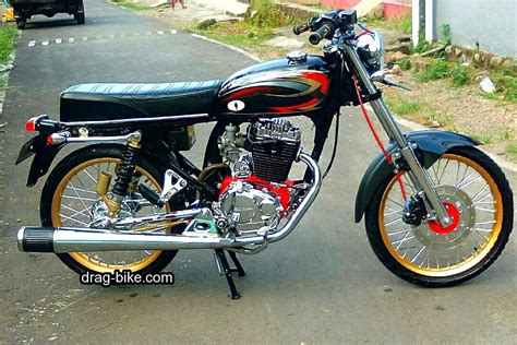 Gambar Modifikasi Motor by Motor Honda Cb Modifikasi Www Pixshark Images
