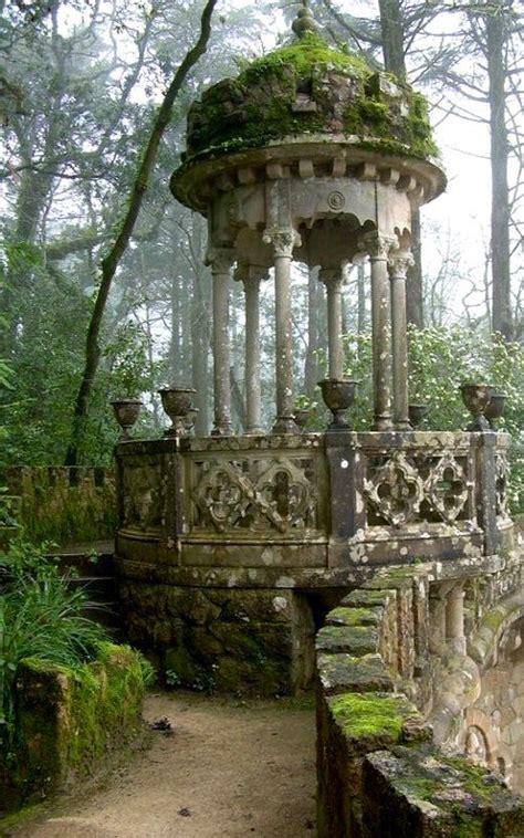 Garten Der Quinta Da Regaleira by Quinta Da Regaleira Palace Sintra Portugal Erlebe Ein