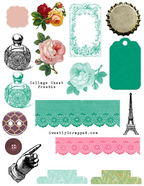 for free to print free coloring pages free printable collage sheets sweetly