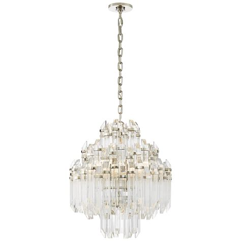 tier chandelier adele four tier waterfall chandelier circa lighting