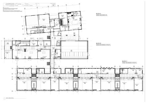 architecture school floor plan gallery of sandal magna community primary school