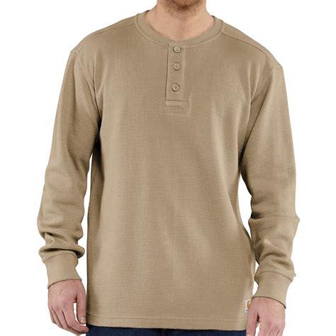 knitted shirts carhartt textured knit henley shirt for