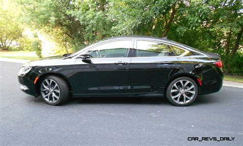 2015 Chrysler 200c Awd Review by Road Test Review 2015 Chrysler 200c Awd Is Solid Drive