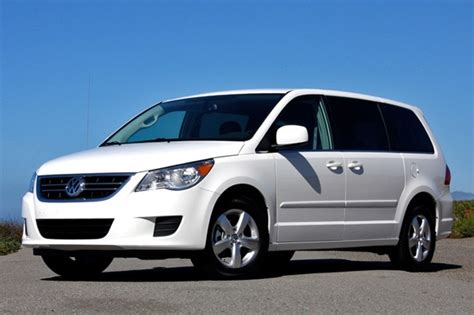 Volkswagen Minivan by Goodbye Routan Vw Minivan Reportedly Not For This World