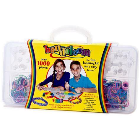 arts and crafts kits for bandaloom kit walmart