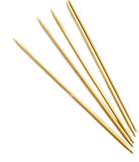 knitting with 5 pointed needles 8 quot point bamboo knitting needles size 5 knitting