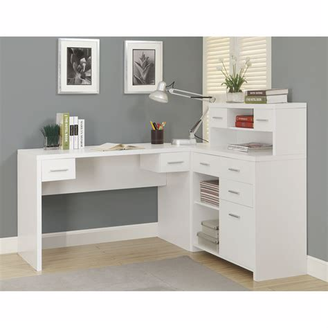 white office desk furniture white corner desk office desks home office furniture