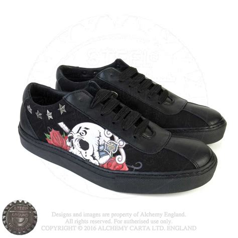 rubber soul sts damned sneakers sts1 alchemy
