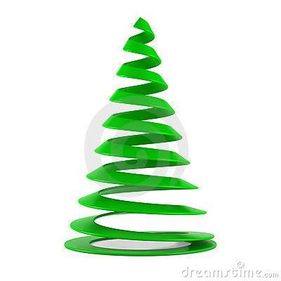 weihnachtsbaum aus plastik stilisiert weihnachtsbaum im gr 252 nen plastik stockbilder