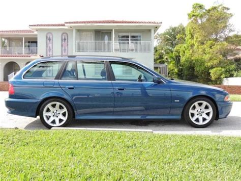 2002 Bmw 525i For Sale by 2002 Bmw 525i Touring German Cars For Sale