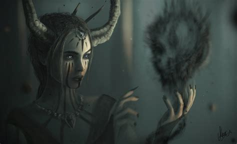 witch craft for the witchcraft by alvarosanjuan on deviantart