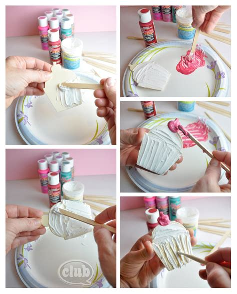 diy craft for valentines day gift box craft idea with decoart paints