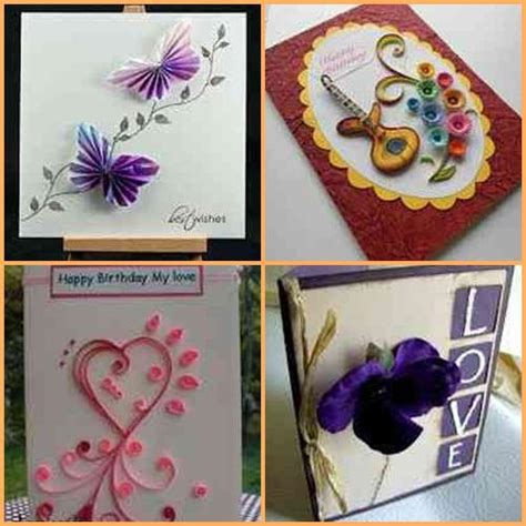 how to make creative cards how to make creative greeting cards www imgkid the