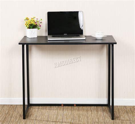 foldable computer desk foxhunter foldable computer desk folding laptop pc table
