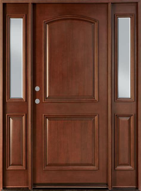 wood door classic custom front entry doors custom wood doors from