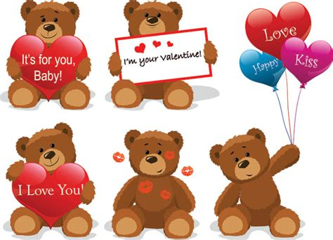 love teddy bear vector graphic graphic hive