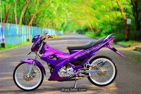 Modifikasi Suzuki Satria Fu Terbaru 150 Cc by Modifikasi Motor Suzuki Satria Fu Thailook Holidays Oo