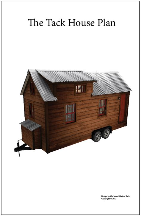 tack tiny house tiny tack house plans the tiny tack house