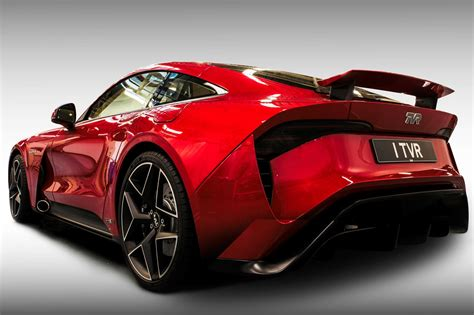 Car News new 2018 tvr sports car news photos specs prices by