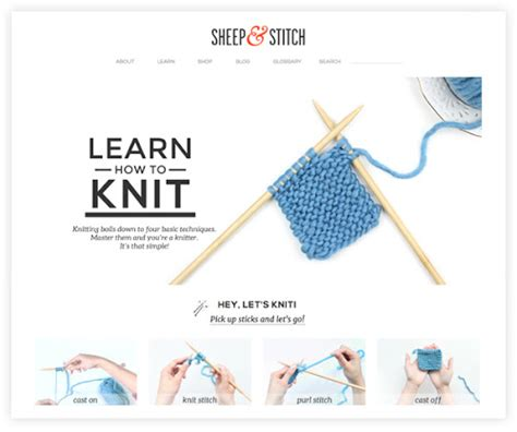 how ti knit a website that teaches you how to knit how about orange