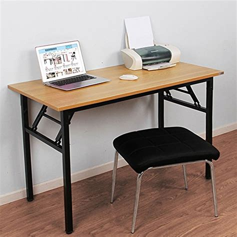 folding computer desk need computer desk office desk 47 quot folding table computer