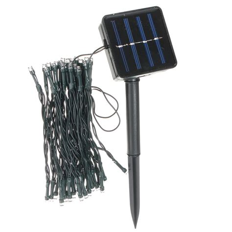 solar powered string lights solar powered led string light rving and cing