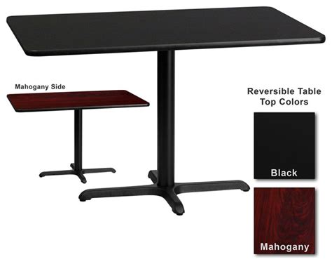 30 inch dining table flash flash furniture 30 inch x 48 inch rectangular dining table