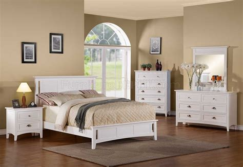 bedroom furniture sets white 2138w robinson bedroom by homelegance in white w options
