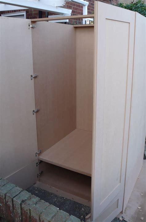 large cabinet with doors large mdf wardrobe diy wardrobes information centre