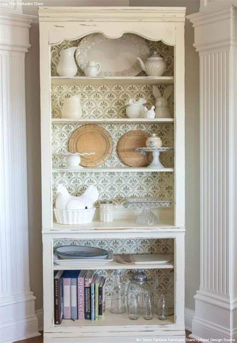 how to paint shabby chic furniture how to paint a shabby chic bookcase furniture stencils