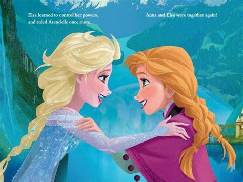 frozen picture book frozen story book