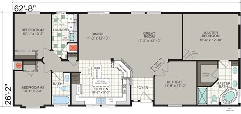 floor plans for manufactured homes manufactured homes floor plans silvercrest homes
